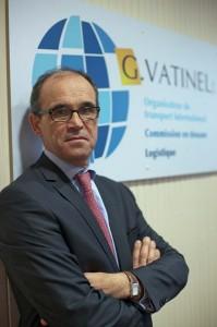 Brice VATINEL, Président Directeur Général