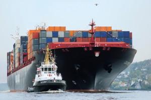 """Hapag-Lloyd sera entouré par cinq armateurs asiatiques  dans """"THE Alliance"""" © Hapag-Lloyd"""